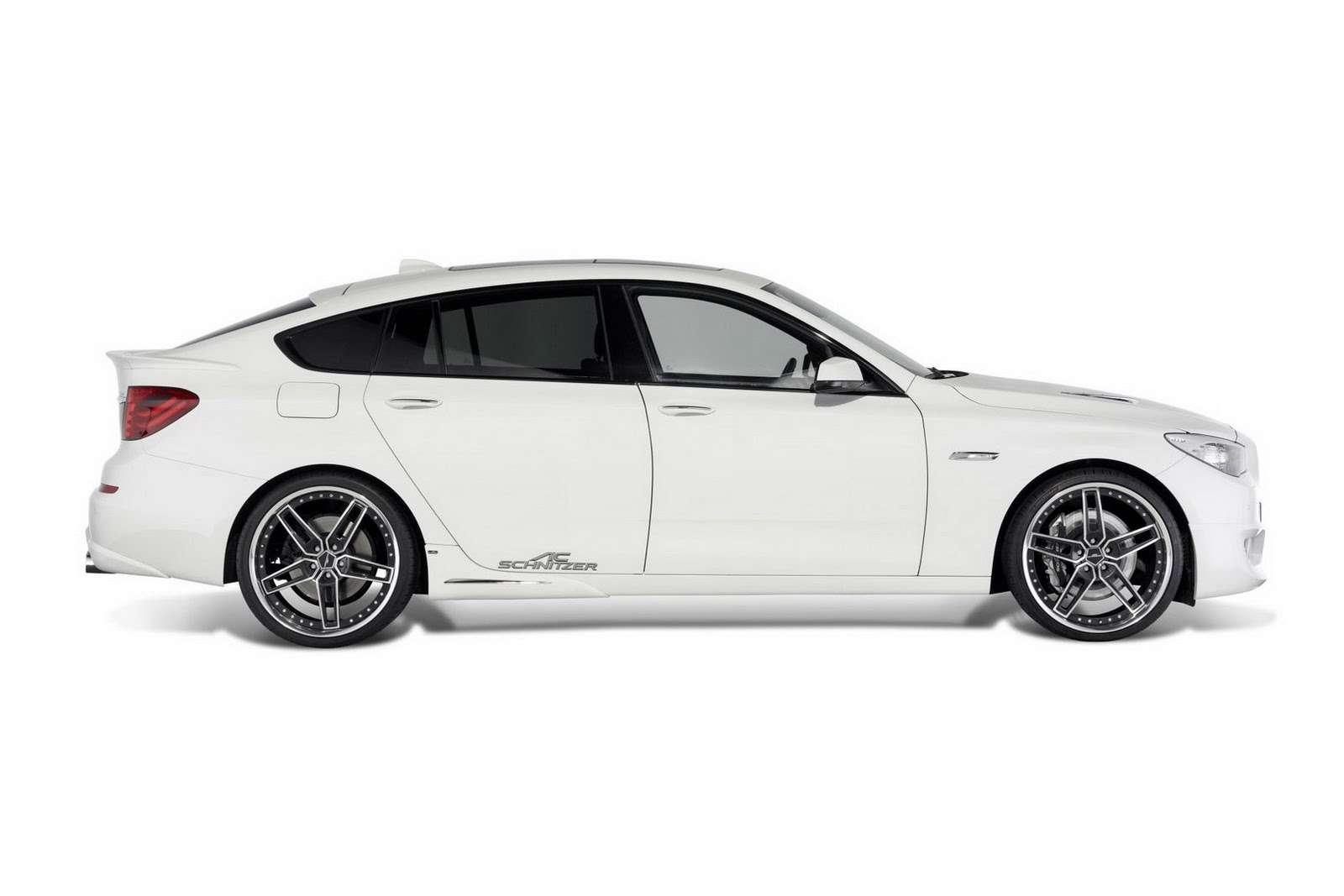 BMW 5 GT od AC Schnitzer genewa 2010