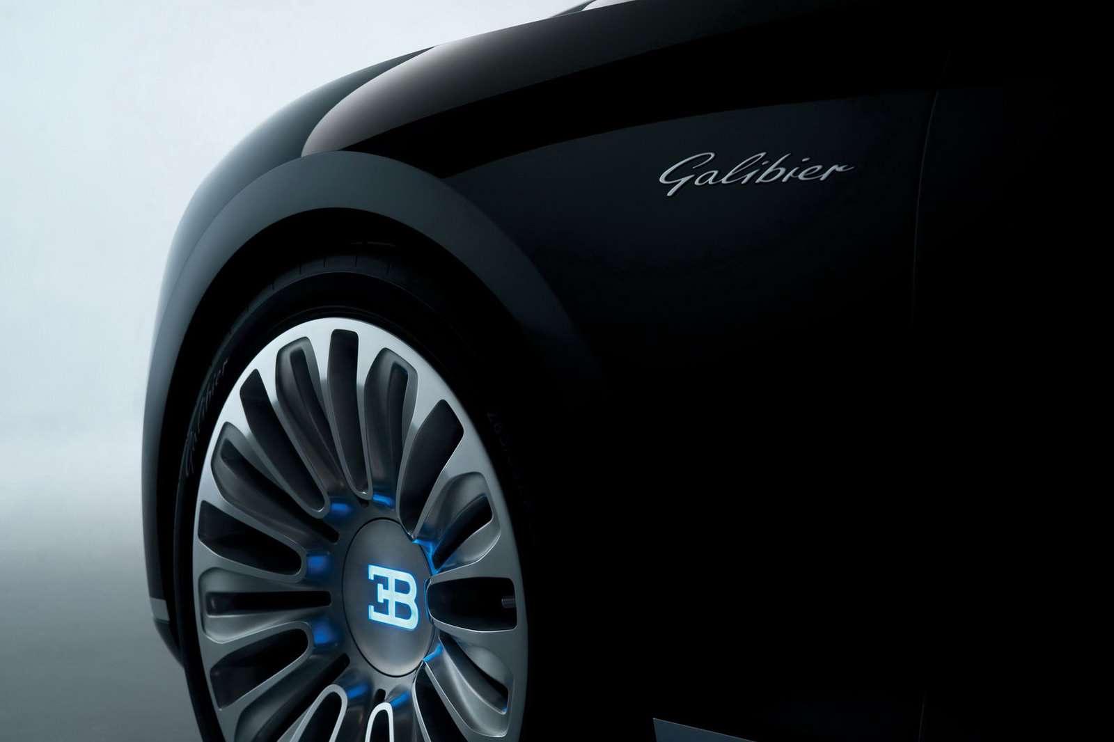 Bugatti 16C Galibier mote photo marzec 2010