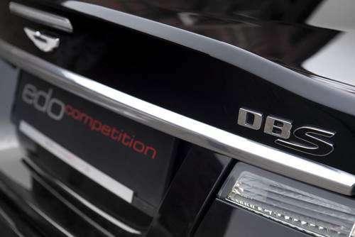 EDO Competition Aston Martin DBS 2010