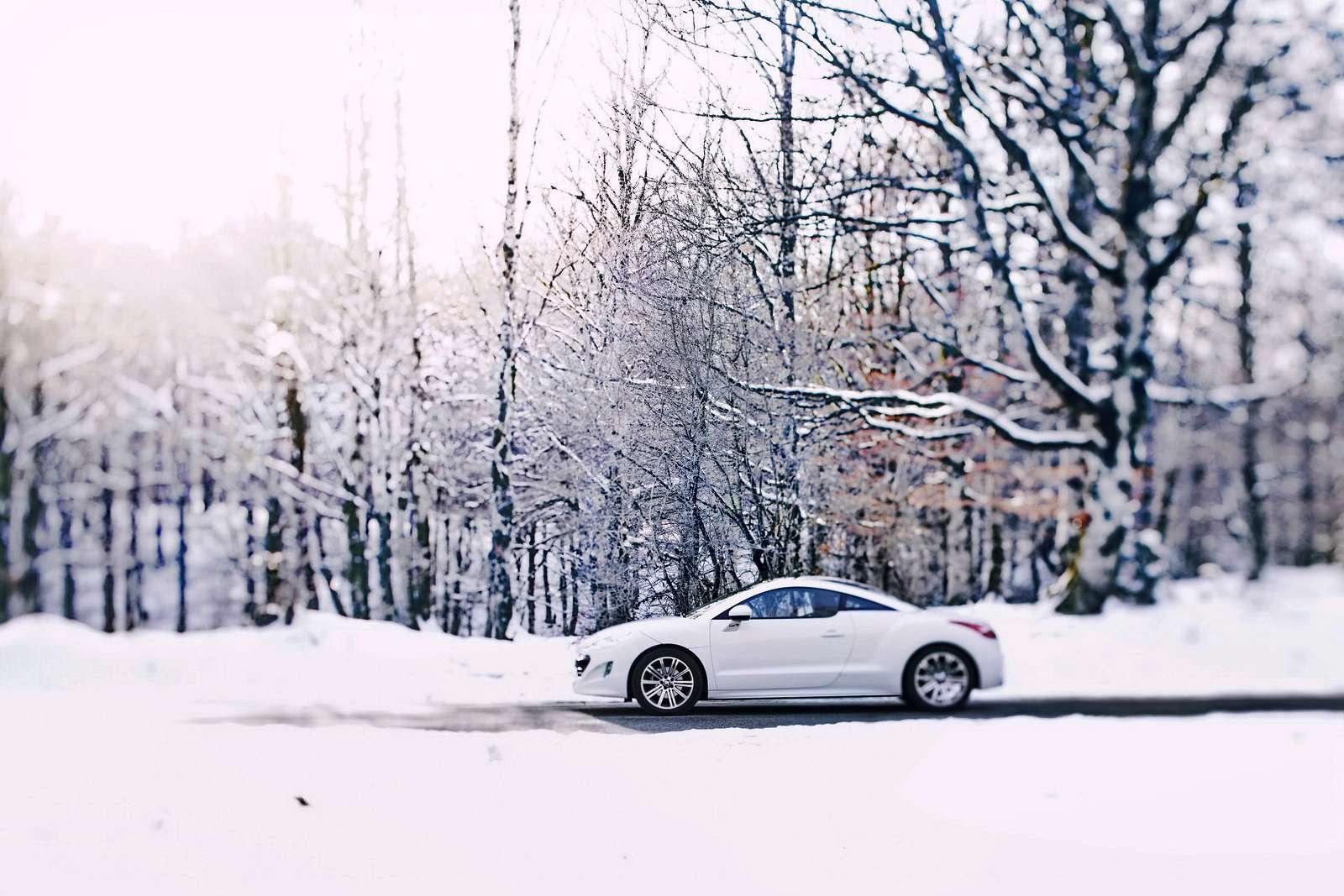 Peugeot RCZ mega gallery 2010
