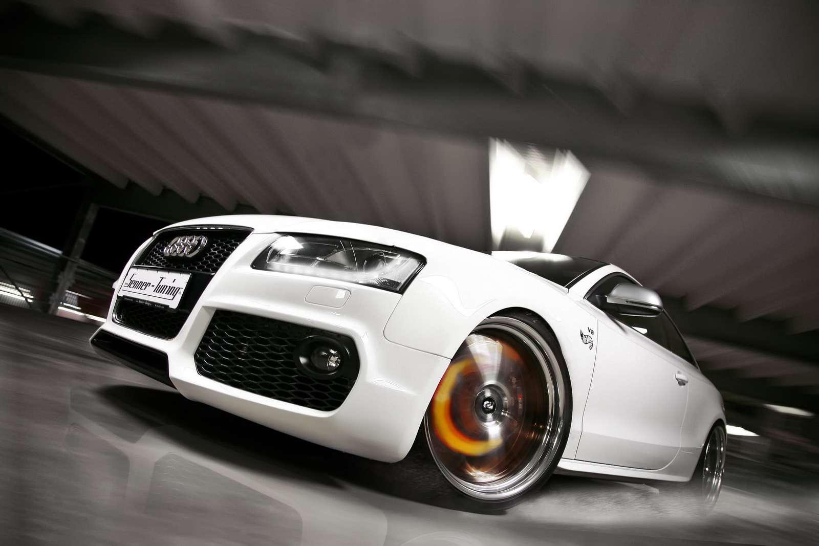 Audi S5 White Beast Senner 2010