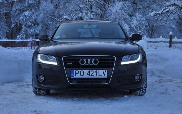 Test Audi A5 Sportback 2010