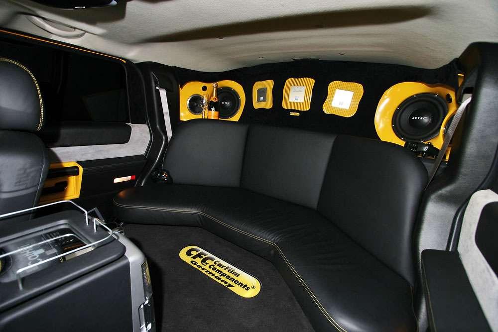 Hummer H2 CFC 2010