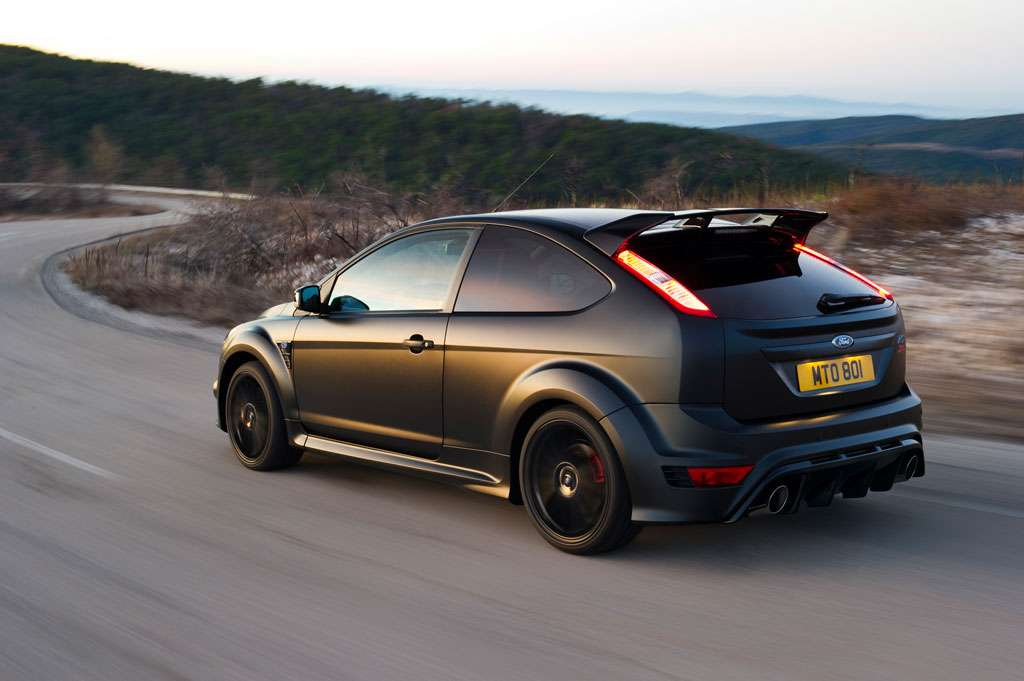 Ford Focus RS500 first gallery 2010