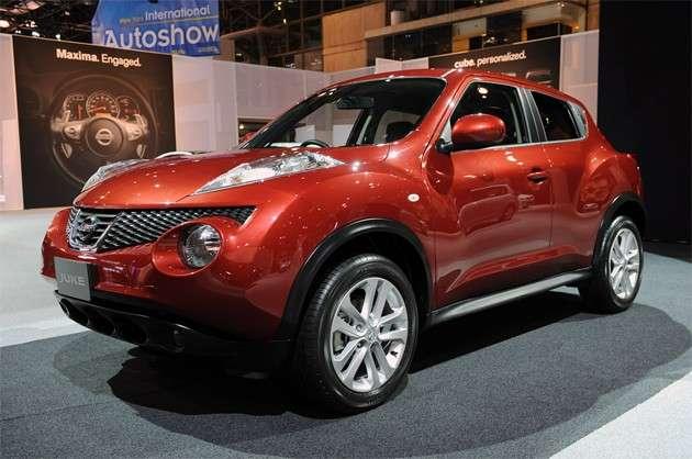Nissan Juke 42 fot press 2010