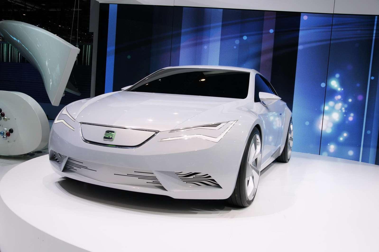 Seat IBE Concept Genewa 2010