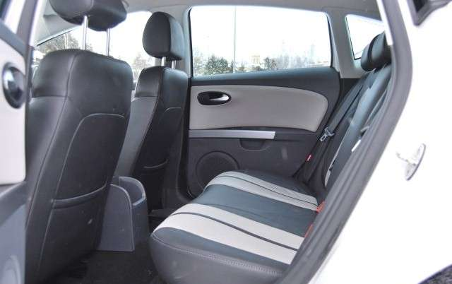 Seat Leon II test 2010