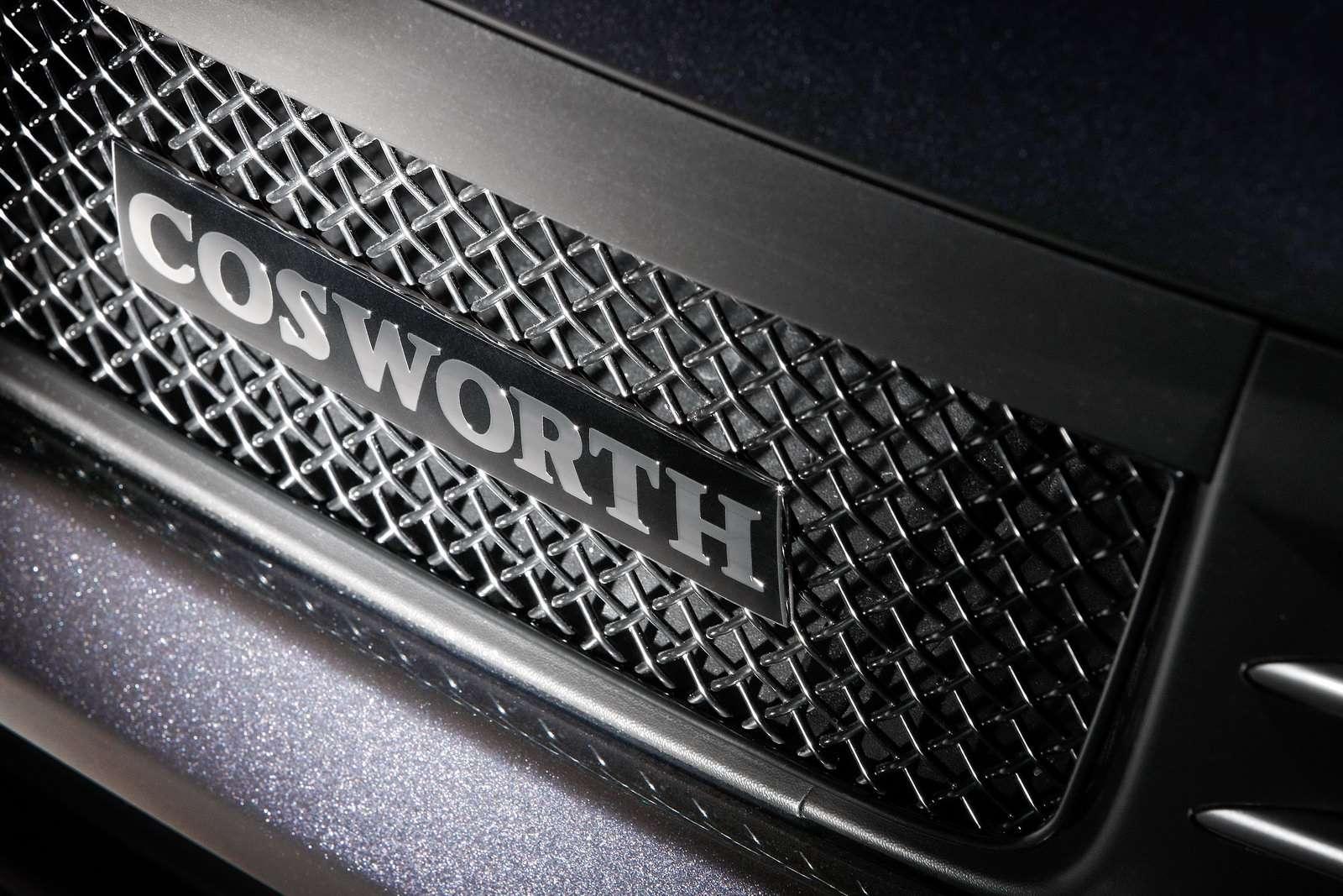 Subaru Impreza STI CS400 Cosworth marzec 2010
