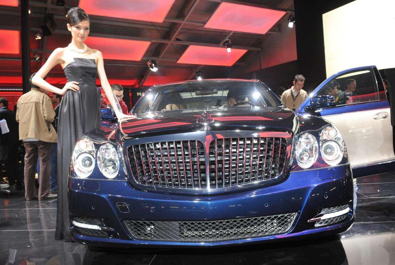 Maybach 2010 Pekin 2010