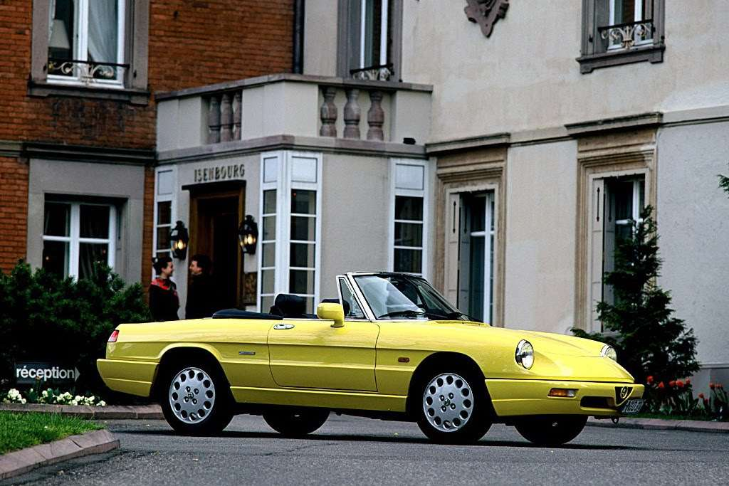 Alfa Romeo Old Cars gallery 2010