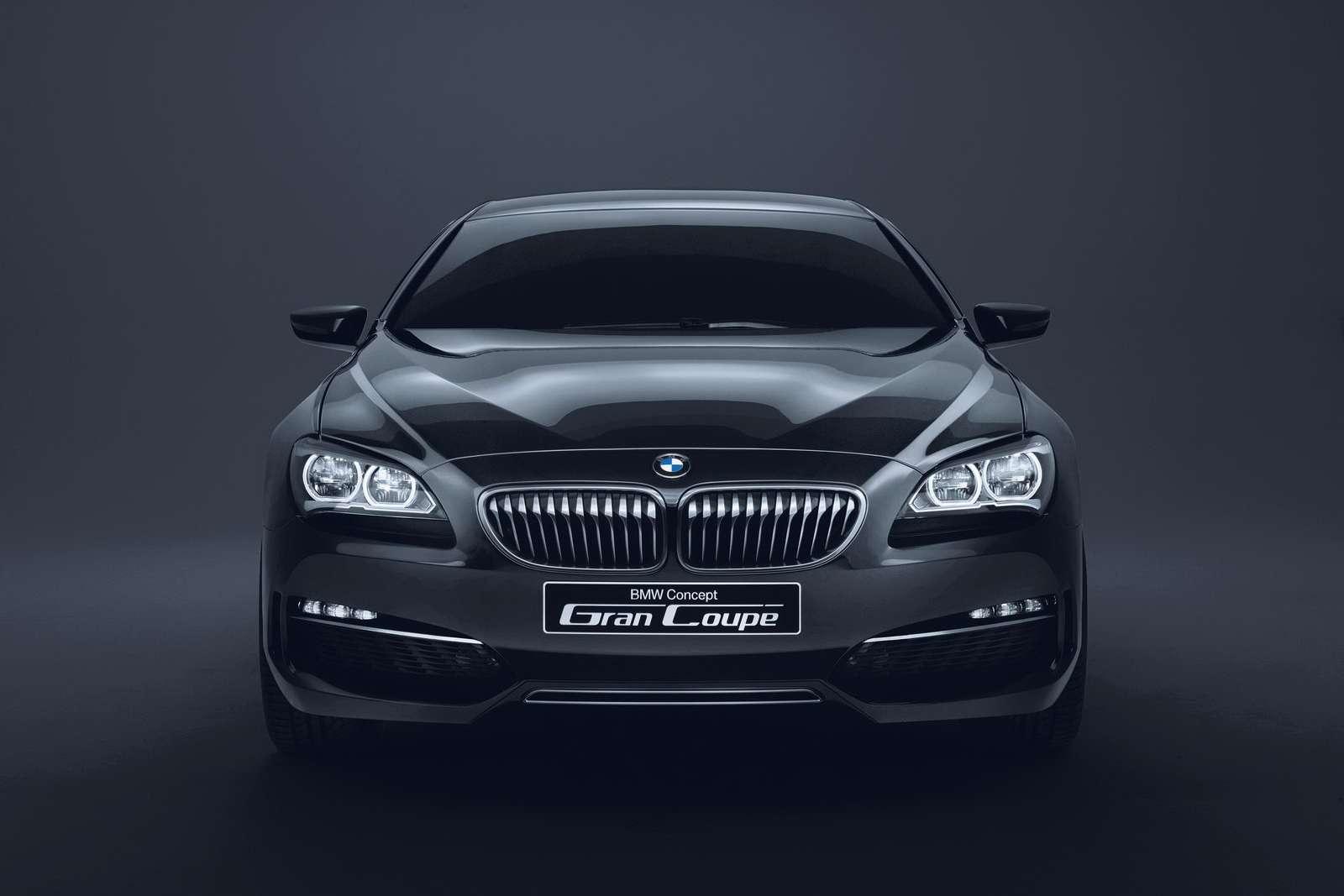 BMW Concept Coupe Gran 2010
