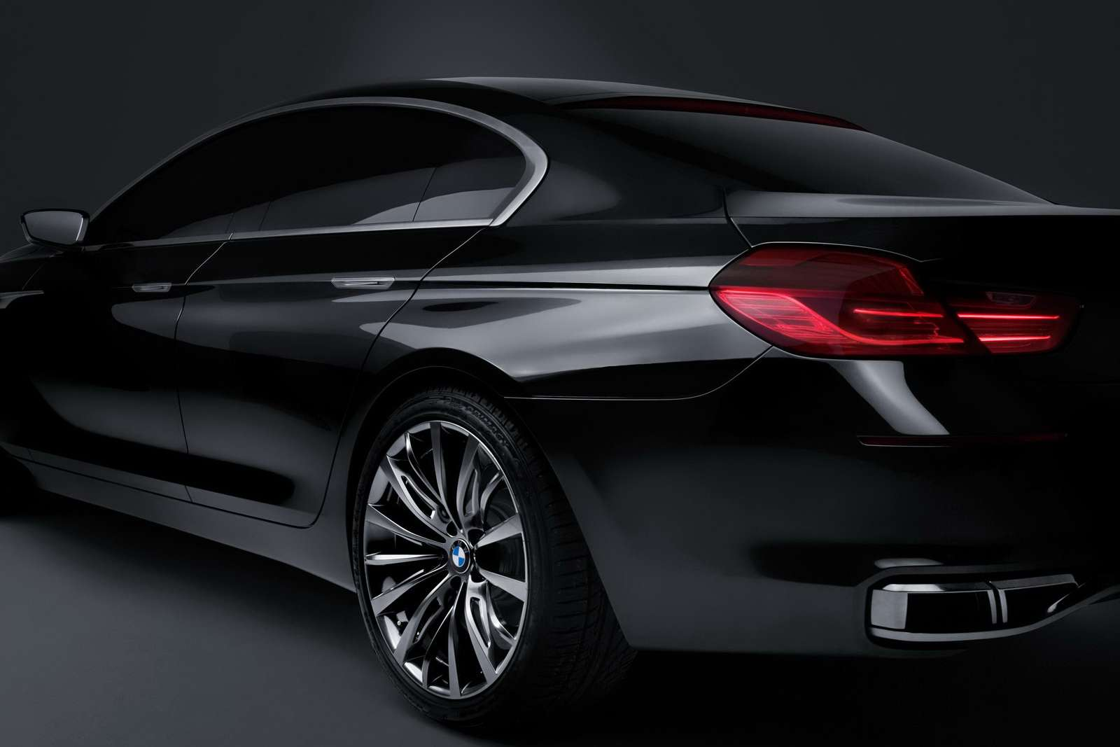 BMW Concept Coupe Gran 2010