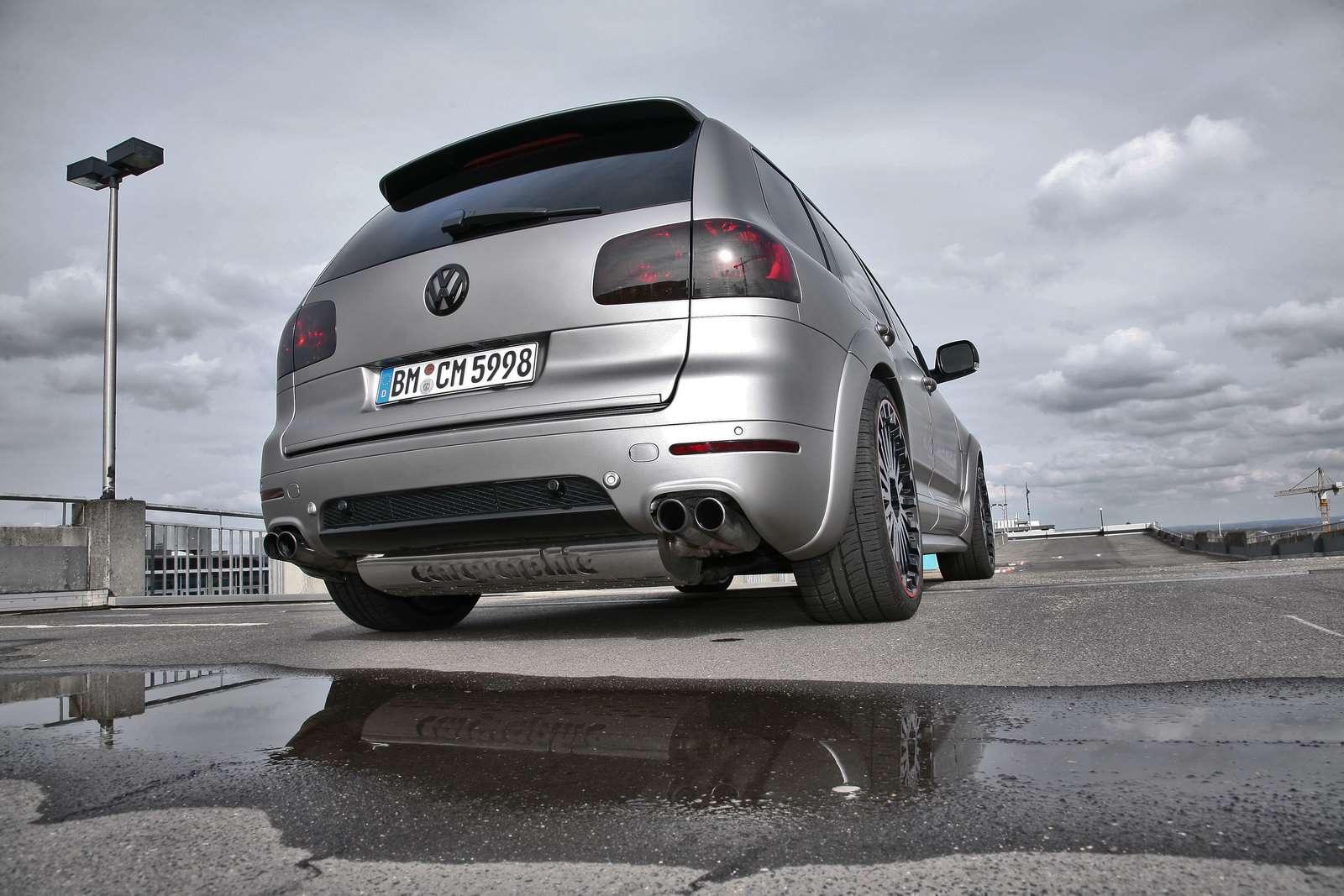 VW Touareg CoverEFX kwiecien 2010