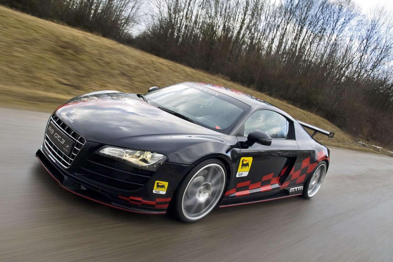 Audi R8 GT3-2 MTM 560 KM kwiecien 2010