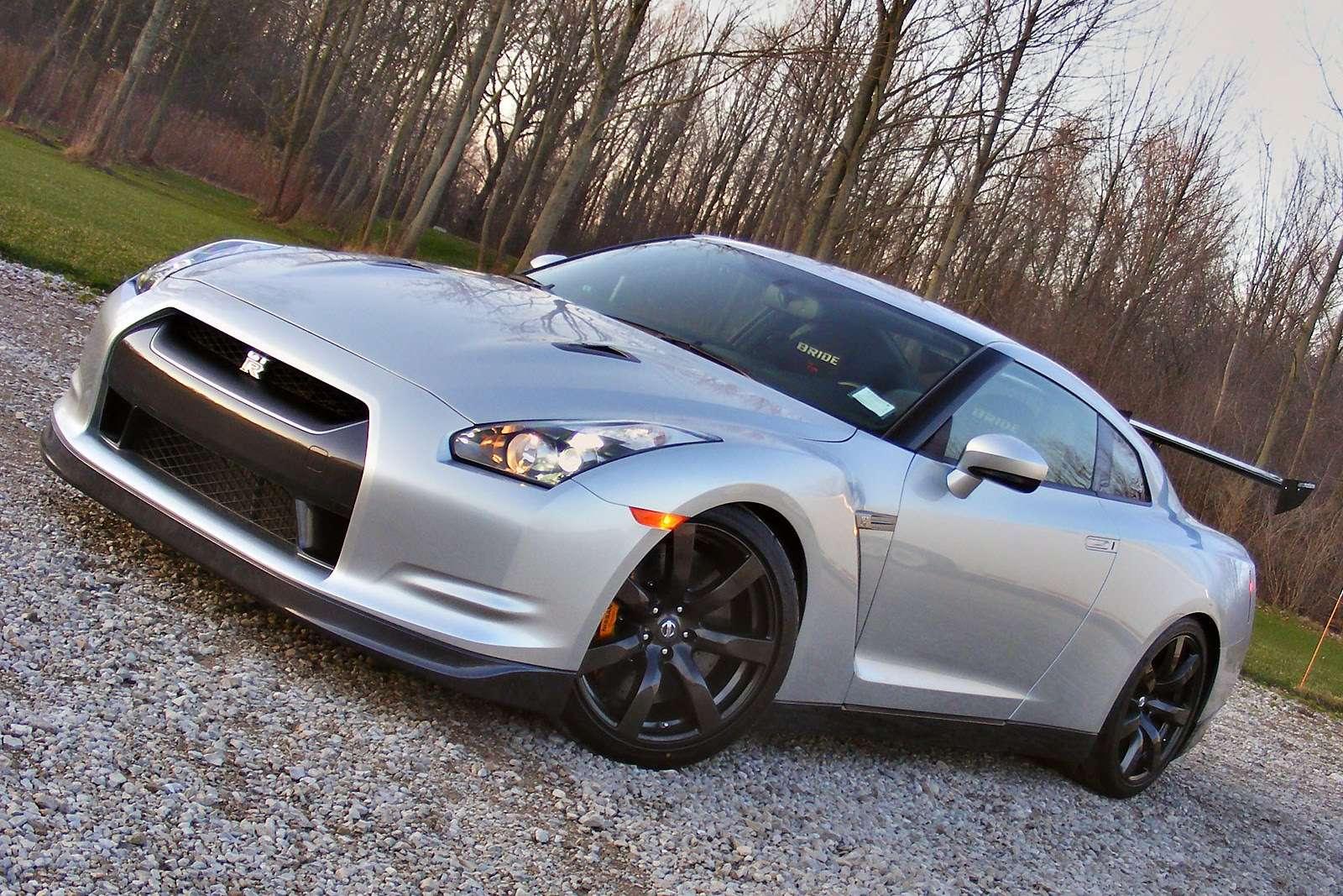 Nissan GT-R Switzer kwiecien 2010