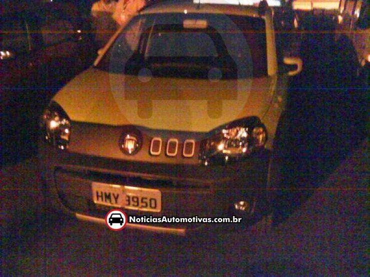 Fiat Uno 2011 br kwiecien 2010