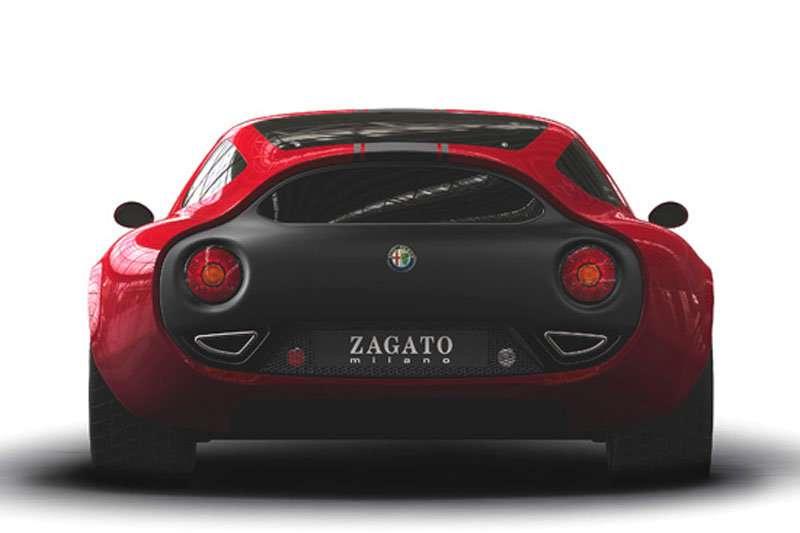 Alfa Romeo TZ3 dla niemieckiego konesera 2010