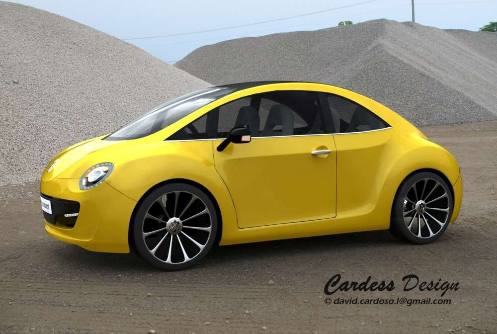 New Beetle VW David Cardoso 2010