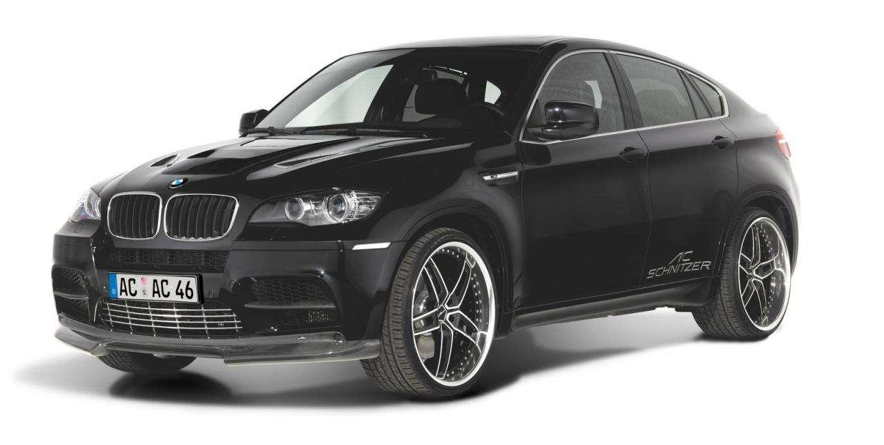 BMW X6M Ac Schnitzer maj 2010