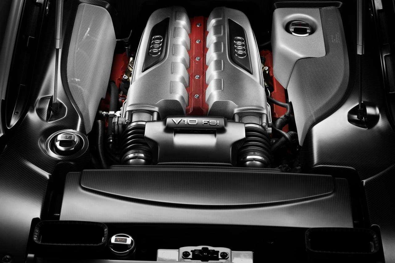 Audi R8 GT maj 2010