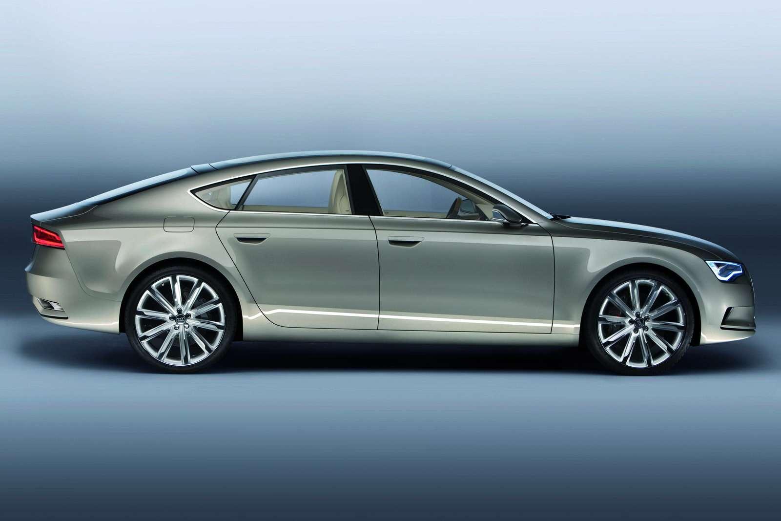 Audi RS7 Carscoop maj 2010