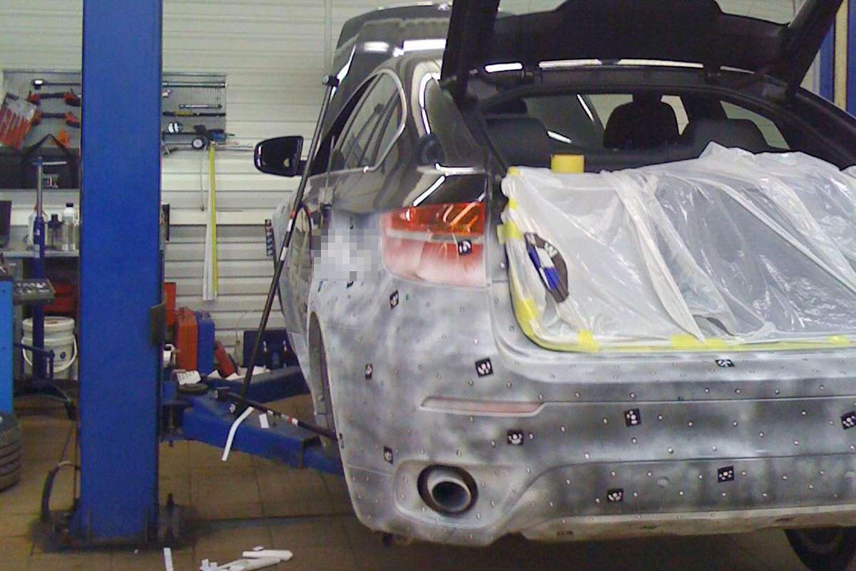 BMW X6 Met-R maj 2010