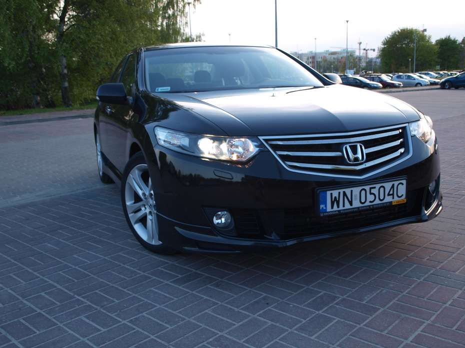 Honda Accord 2.2 test diesel maj 2011
