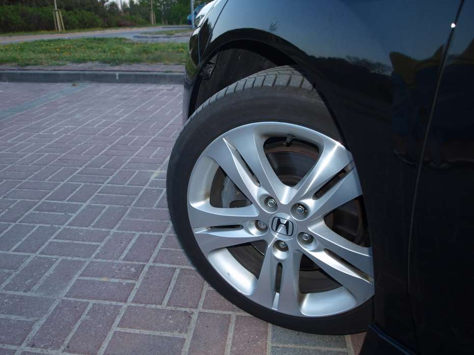 Honda Accord 2.2 test diesel maj 2011