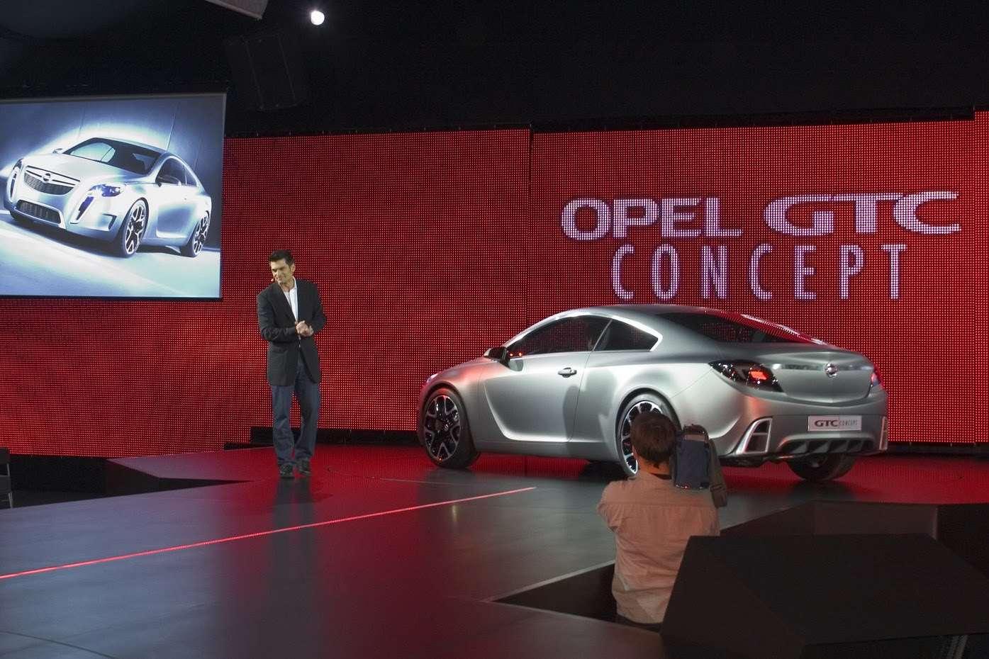 Opel GTC Concept maj 2010