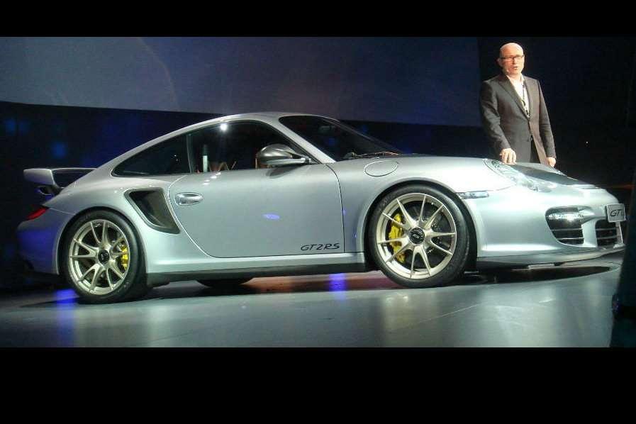 Porsche 911 GT2 RS maj 2010