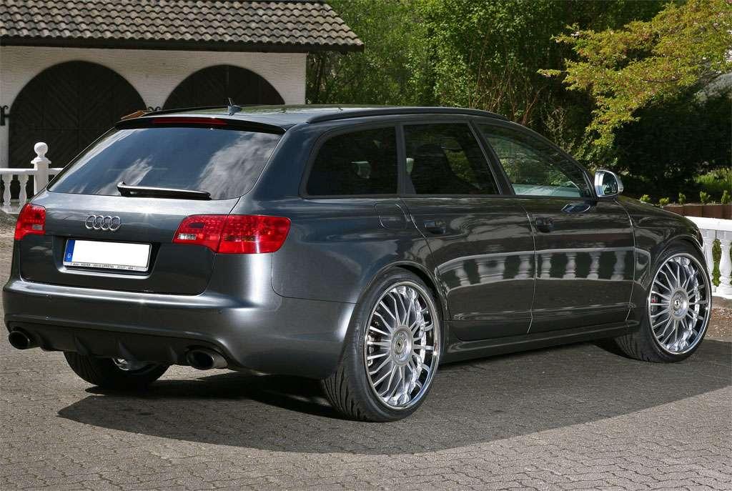 Audi RS6 Reifen Koch maj 2010