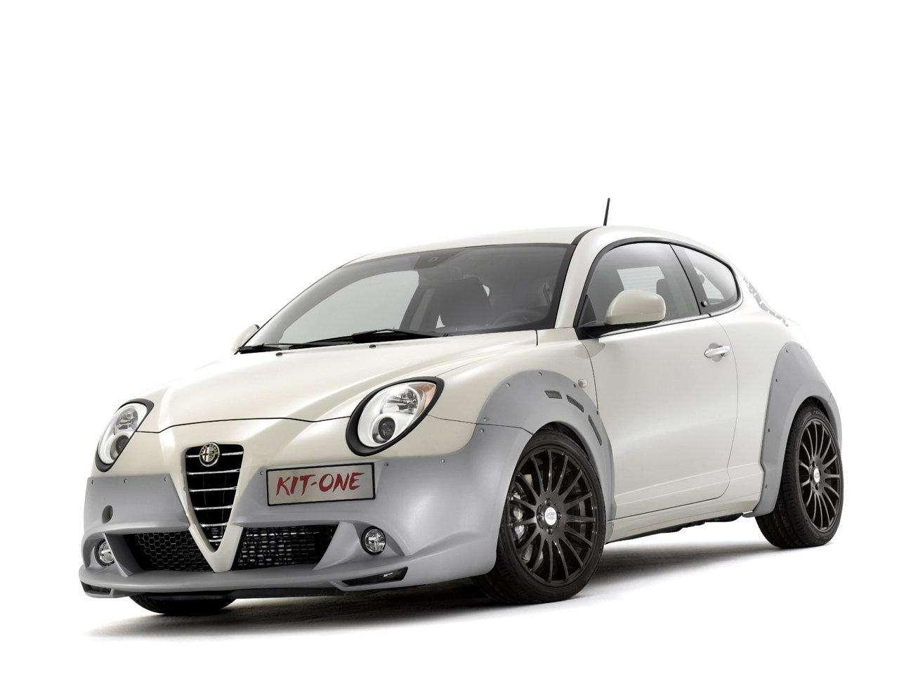 Alfa Romeo MiTo Magneti Marelli maj 2010