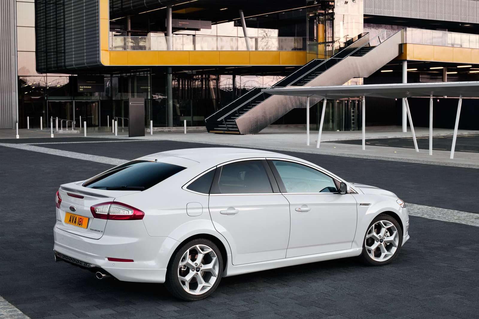 Ford Mondeo lifting czerwiec 2010