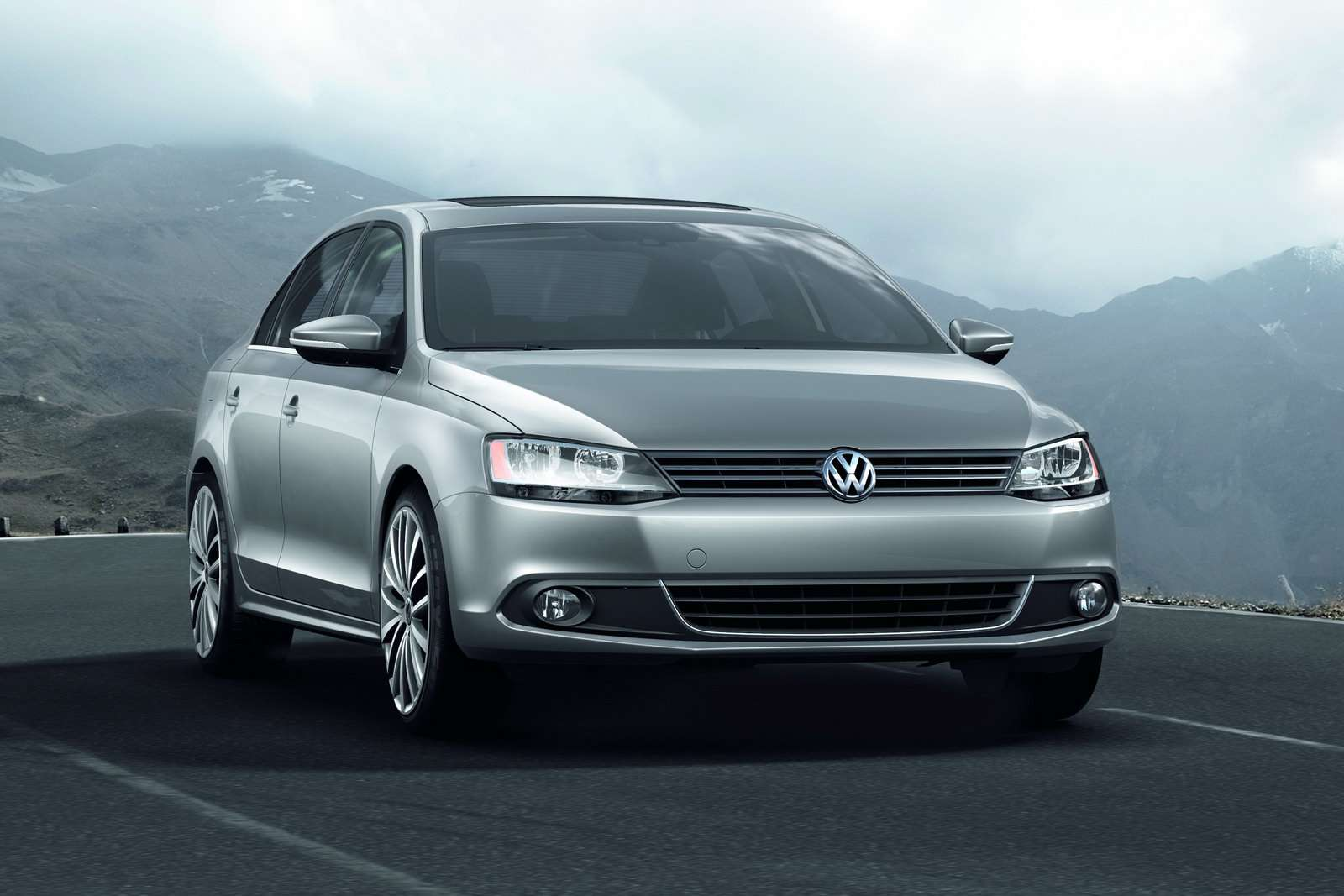 VW Jetta oficjalnie czerwiec 2010