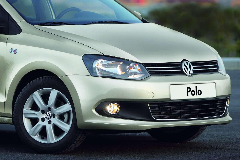 VW Polo Sedan czerwiec 2010