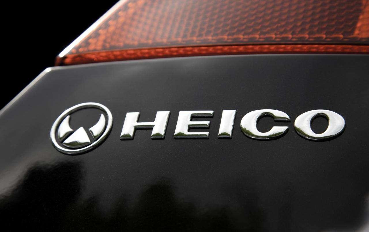 Volvo V70 Heico czerwiec 2010
