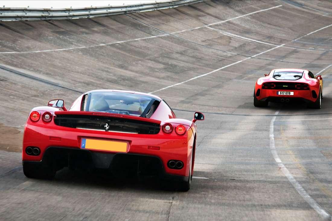 Ferrari 612 GTO Sasha czerwiec 2010