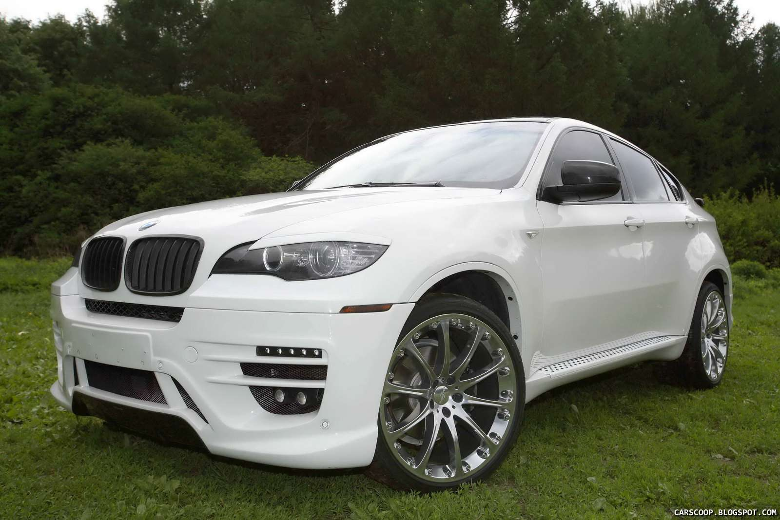 BMW X6 Status Design czerwiec 2010
