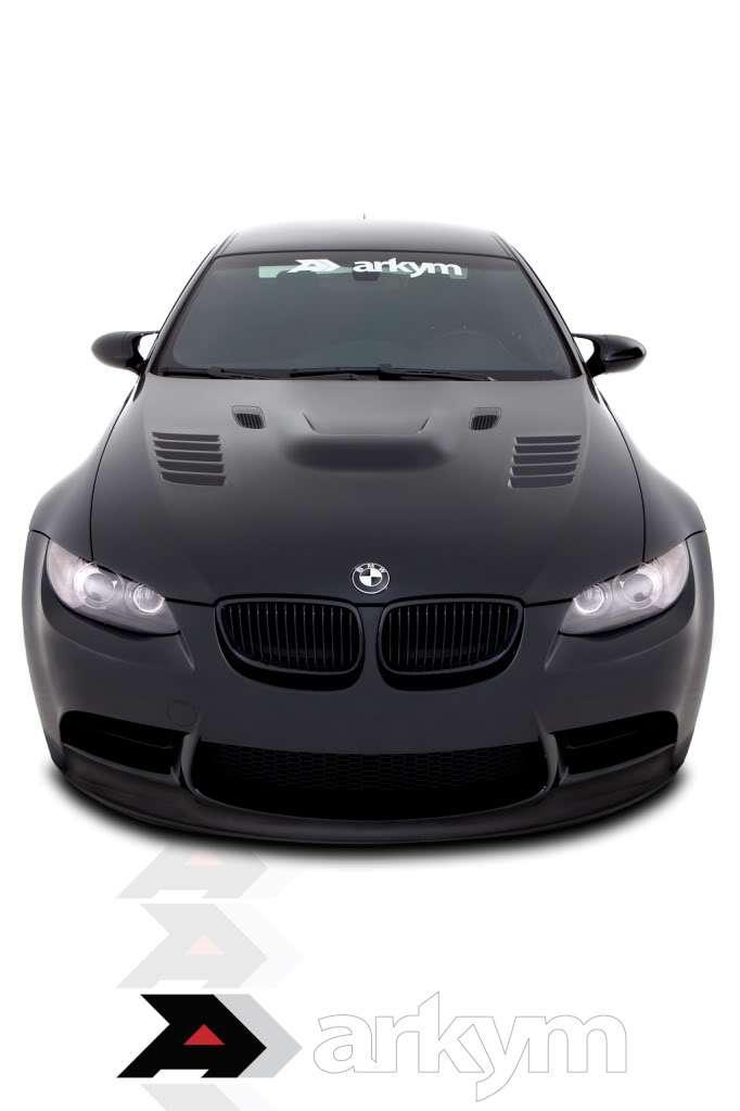 BMW M3 E92 Arkym czerwiec 2010