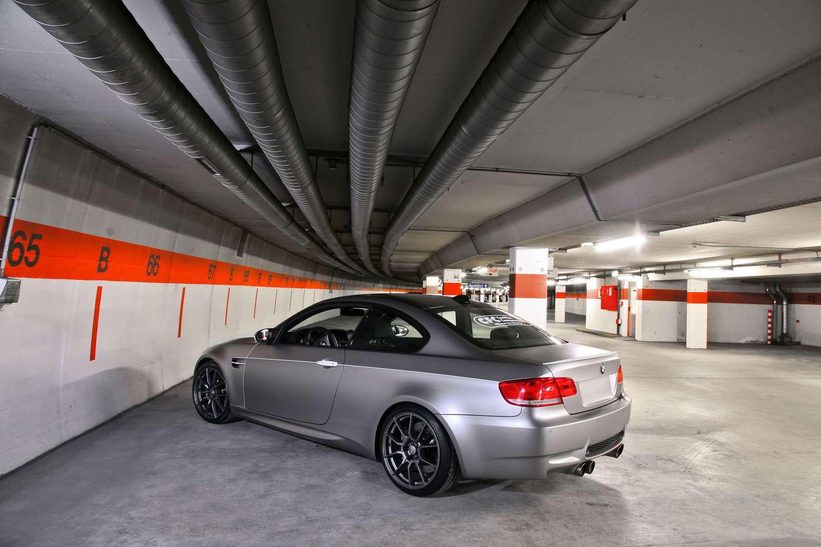 BMW M3 Coupe APP Europe czerwiec 2010
