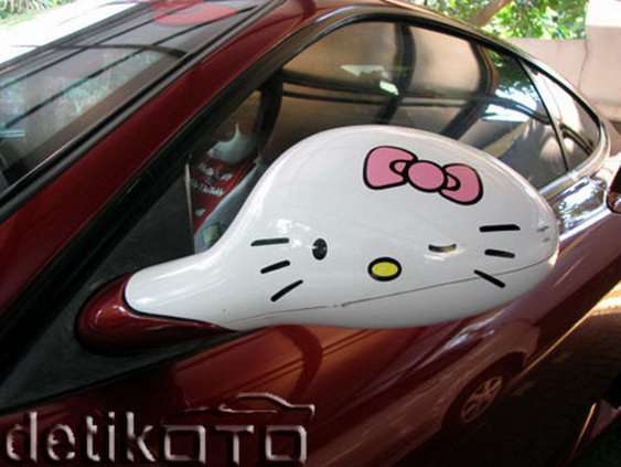 Ferrari 360 Modena Hello Kitty 2010