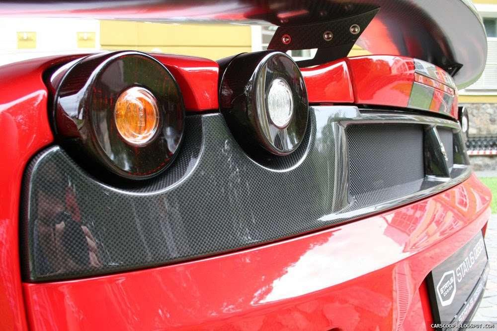Ferrari F430 Status Design czerwiec 2010