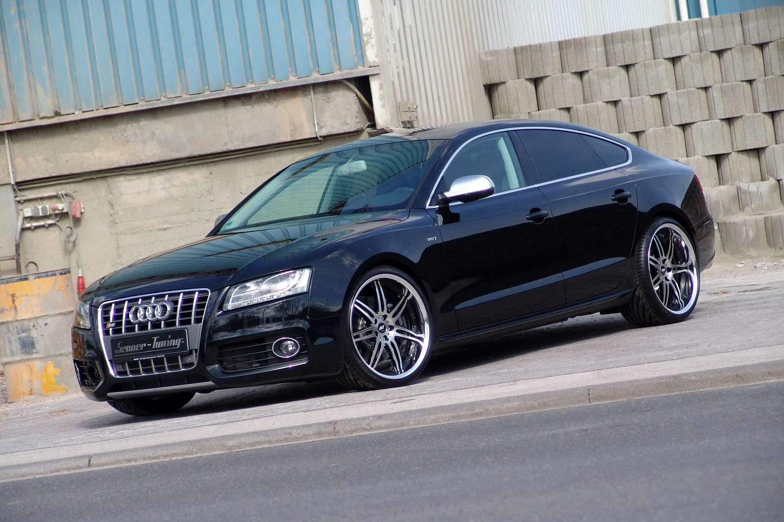 dyskretny senner tuning audi s5 sportback motofilm. Black Bedroom Furniture Sets. Home Design Ideas