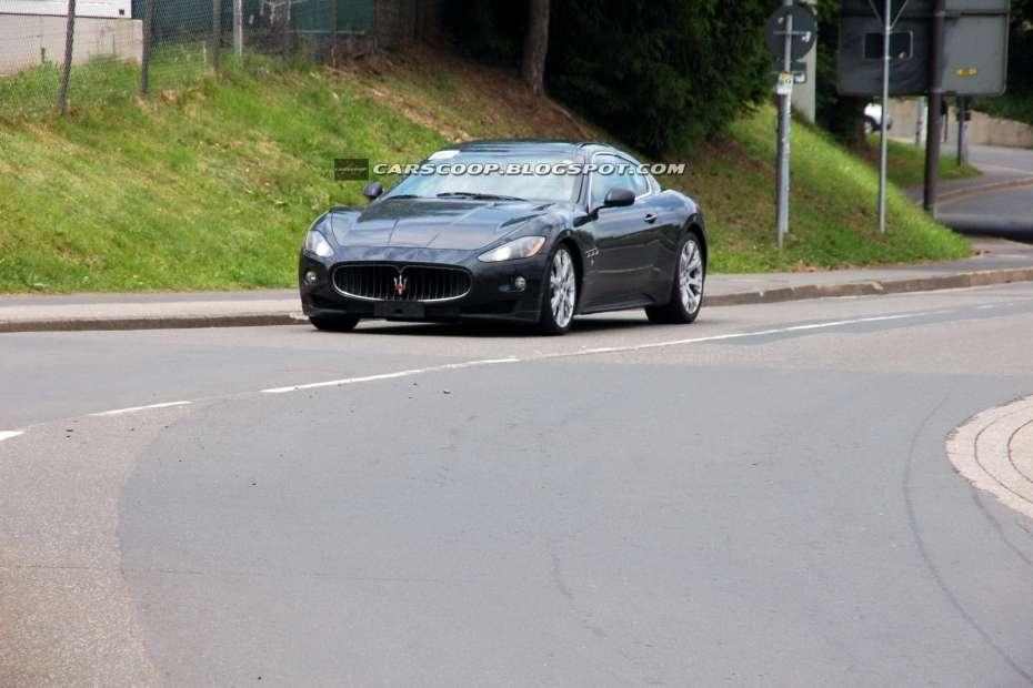 Maserati GranTurismo - Facelifting, czy odpowiednik Scuderii