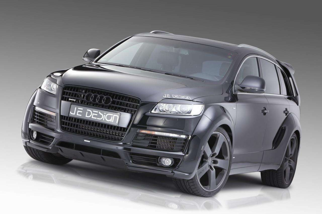 Audi Q7 JE Design lipiec 2010