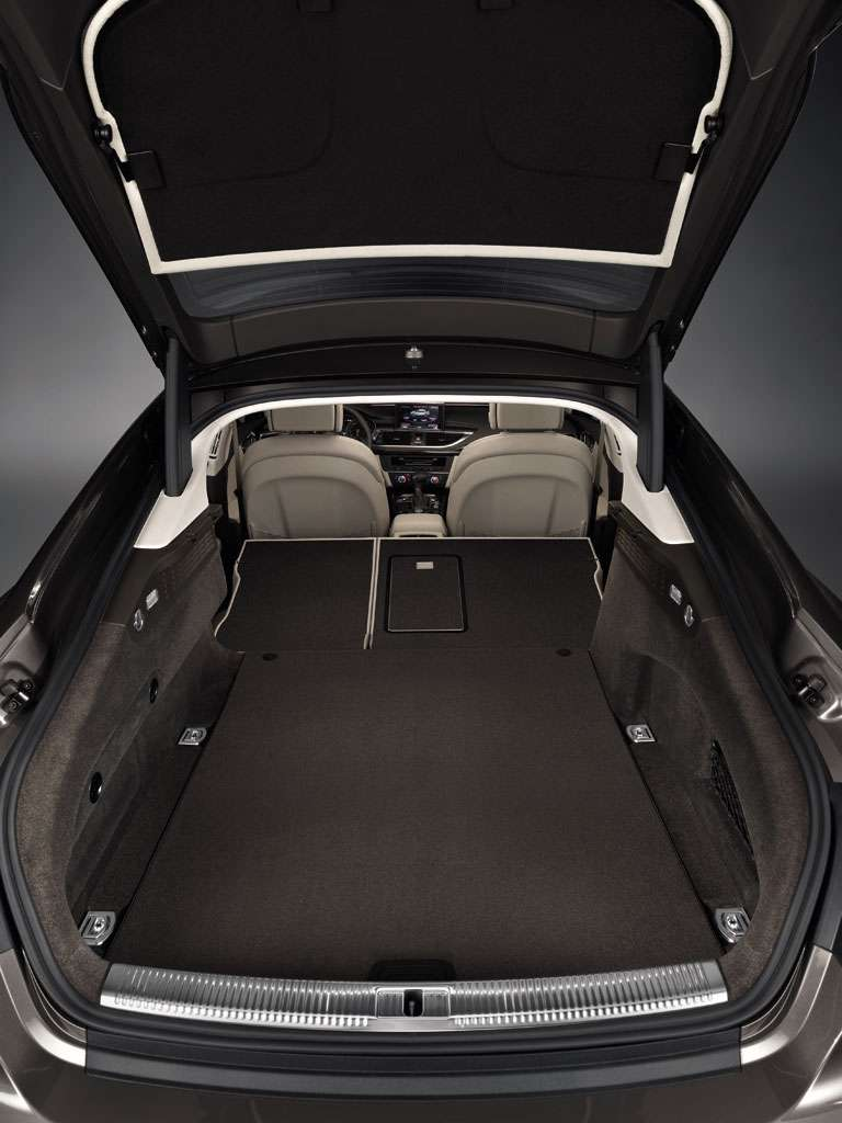Audi A7 Sportback oficjalnie lipiec 2010