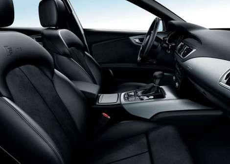 Audi A7 Sportback S-line first lipiec 2010