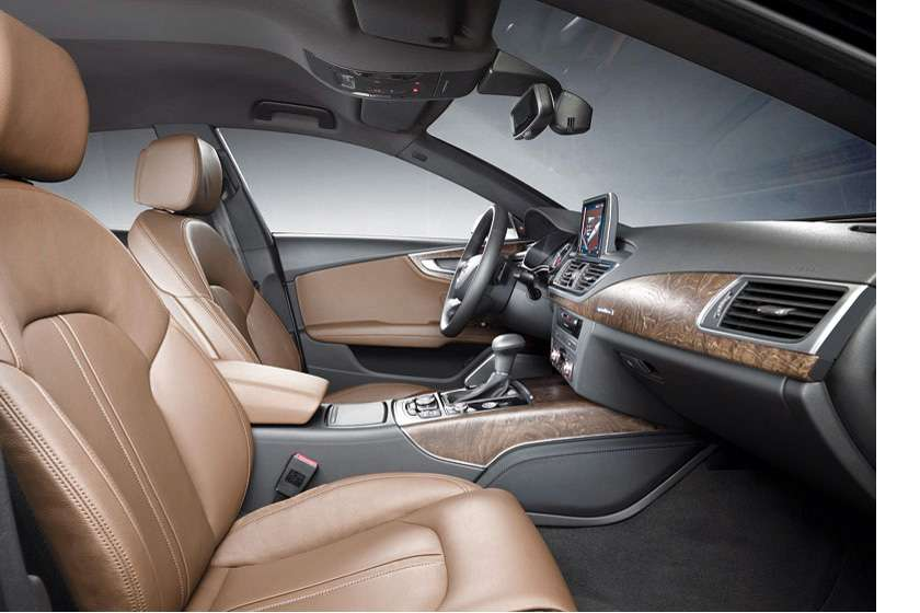 Audi A7 Sportback wyciek lipiec 2010