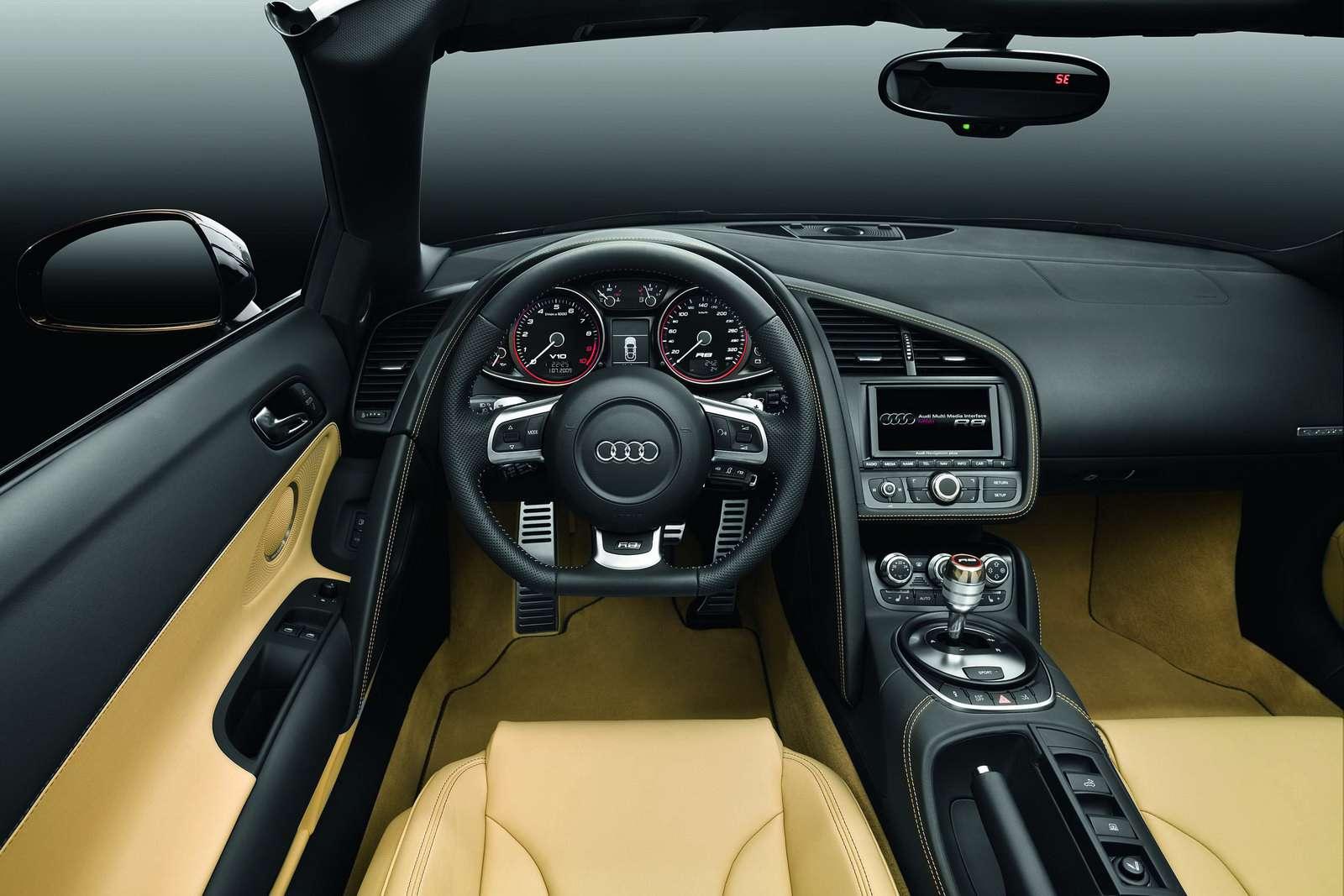Audi R8 Spyder 5.2 V10 FSI 2010
