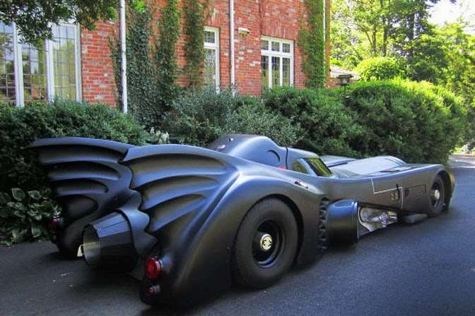 Batman replika on ebay batmobil lipiec 2010
